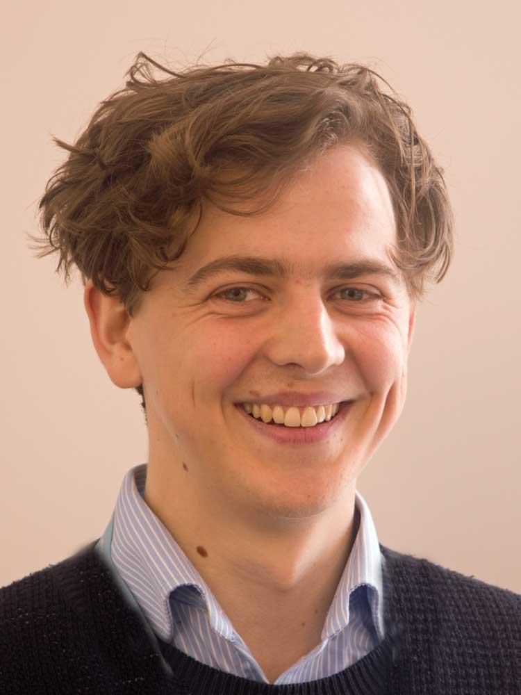 Oliver Packman, Graduate Acoustics Consultant
